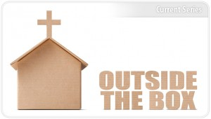 Outside the Box Series Graphic