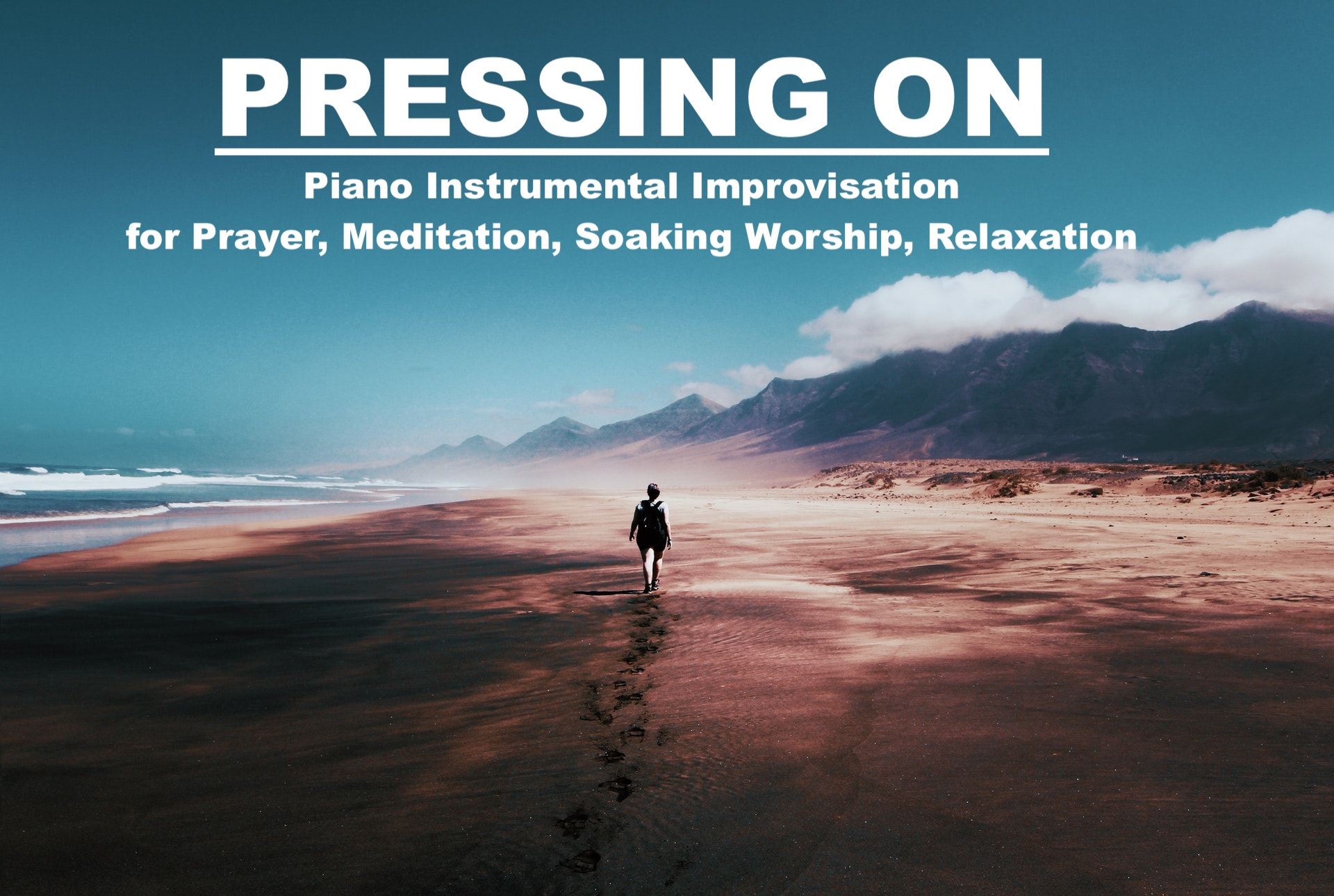 Worship Interludes - Piano Instrumentals for Prayer, Meditation, Soaking Worship, Relaxation, Study,