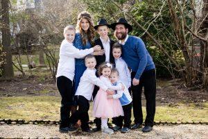 Yudi and Sarah Dukes Family